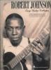 Johnson Robert : Johnson Robert Easy Guitar Collection Tab