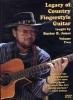Jones B.B. : Dvd Legacy Of Country Fingerstyle Guitar Vol.2 B.B. Jones
