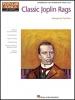 Joplin Scott : Joplin Scott Classic Rag Intermediate/Late Piano Solos