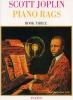 Joplin Scott : Joplin Scott Piano Rags Bk.3