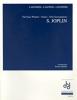 Joplin Scott : Three Pieces... Easy Winners-Solace-Elite Syncopations