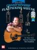 Kaufman Steve : Championship Flatpicking Guitar