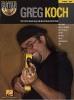 Koch Greg : Guitar Play Along Vol.28 Greg Koch Tab Cd