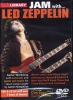Led Zeppelin : Dvd Lick Library Jam With Led Zeppelin Dvd and Cd