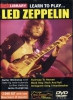 Led Zeppelin : Dvd Lick Library Learn To Play Led Zeppelin
