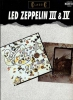 Led Zeppelin : Led Zeppelin Classic 3 and 4 Bass Tab