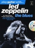 Led Zeppelin : Led Zeppelin Play Guitar With The Blues Tab Cd