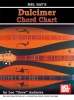 Lee 'Drew' Andrews : Dulcimer Chord Chart