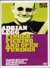 Dvd Legg Adrian Fingerpicking And Open Tunings (Francais)