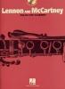 Lennon John / Mac Cartney : Lennon & Mc Cartney Solos Clarinet Cd