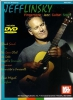 Linsky Jeff : Jeff Linsky Fingerstyle Jazz Guitar Solos