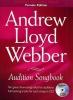 Lloyd Webber Andrew : Audition Songbook Andrew Lloyd Webber Female Edition Pvg Cd