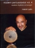 Ludin Hakim : Dvd Modern Persussionist Vol.4 Bongos
