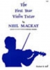 Mackay Neil : First Year Violin Tutor