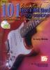 Mc Cabe Larry : 101 Essential Rock N Roll Chord Progressions