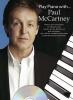 Mc Cartney Paul : Mc Cartney Paul Play Piano With Cd