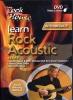 Mc Carty John : Dvd Learn Rock Acoustic Intermediate