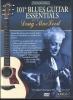 Mc Leod Doug : Dvd 101 Blues Guitar Essentials Doug Macleod