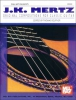Mertz, Johann Kaspar : Livres de partitions de musique