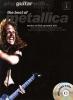 Metallica : Metallica Play Guitar With Best Of Tab 2 Cd
