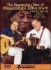 Mississippi John Hurt : Dvd Mississippi John Hurt Fingerpicking Blues