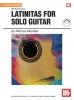 Montes Alfonso : Latinitas for Solo Guitar