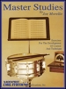 Master Studies Vol.1