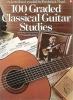 Noad Frédéric : 100 Graded Classical Guitar Studies
