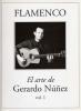 Nunez El : Nunez El Arte Flamenco Tab