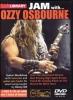 Osbourne Ozzy : Dvd Lick Library Jam With Ozzy Osbourne 2Dvds/Cd