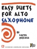 Puscoiu Costel : Easy Duets for Alto Saxophone