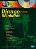 Reinhardt Django : GREAT MUSICIANS REINHARDT+CD