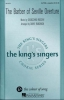Rossini Gioacchino : Format King'S Singers Barber Of Seville Overture Sattbb