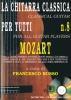Russo Francesco : CHITARRA CLASSICA 8+CD MOZART