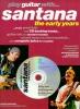 Santana Carlos : Santana Carlos Play Guitar With Early Cd Tab