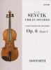 Sevcik Otakar : Sevcik Violin Studies Op.6 Part.5