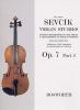Sevcik Otakar : Sevcik Violin Studies Op.7 Part.2 Exercices Trilles