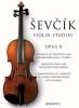 Sevcik Otakar : Sevcik Violin Studies Op.8 Chgt De Position