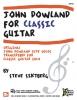 Siktberg Steve : John Dowland for Classic Guitar