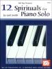 Smith Gail : 12 Spirituals for Piano Solo