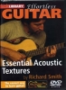 Smith Richard : Dvd Lick Library Essential Acoustic Textures