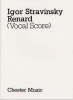 Stravinsky : Stravinsky Renard Vocal Score