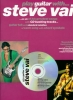Vai Steve : Vai Steve Play Guitar With Cd Tab