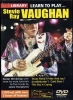 Vaughan Stevie Ray : Dvd Lick Library Learn To Play Vaughan Stevie Ray 2 Dvds