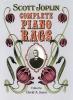 Joplin Scott : COMPLETE PIANO RAGS