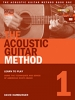 Acoustic Guitar Method Vol.1 Guitar Cd