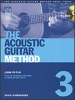 Acoustic Guitar Method Vol.3 Guitar Cd