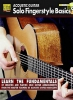 Acoustic Guitar Solo Fingerstyle Basics Tab Cd