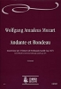Andante et Rondeau transcribed for 2 Guitars by Ferdinando Carulli (op. 167)