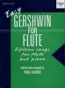 Gershwin George : Easy Gershwin for Flute